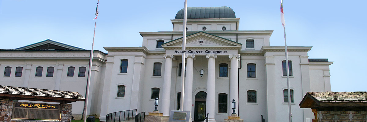 Avery County Courthouse